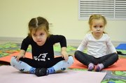 Открыт набор в действующую группу для детей 3-5  лет
